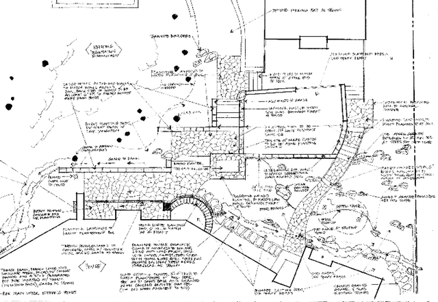 residential construction plan